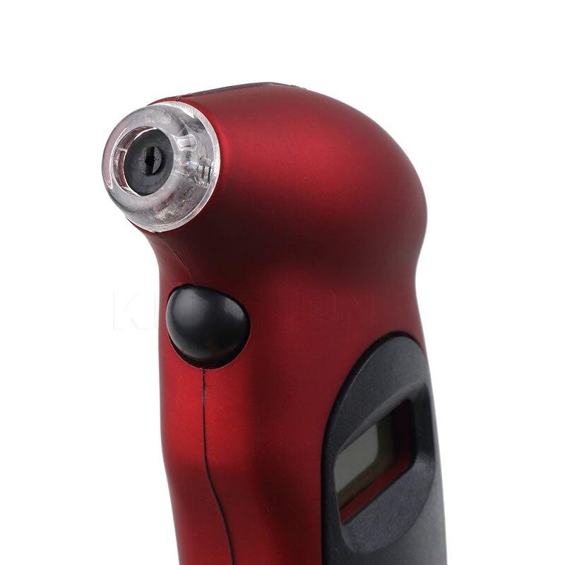 מד לחץ אוויר נייד ודיגיטלי של חברת sikeo 2
