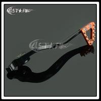 CNC Alloy Rear Foot Brake Lever Pedal For KTM SX125 SX150 SX250 SXF250 SXF350 SXF450 Motorcycle