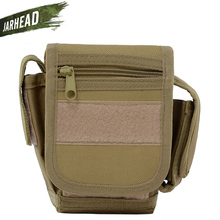 Waist-Bag Tactical-Pockets Military-Molle Multifunction Outdoor-Sports Waterproof Leg