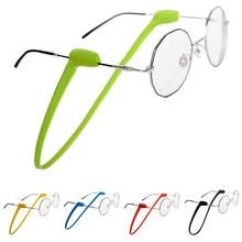 1PC Anti Slip Silicone Sunglasses Eyeglasses Glasses Chain Cord Holder String Ropes Sports Lanyards Unisex