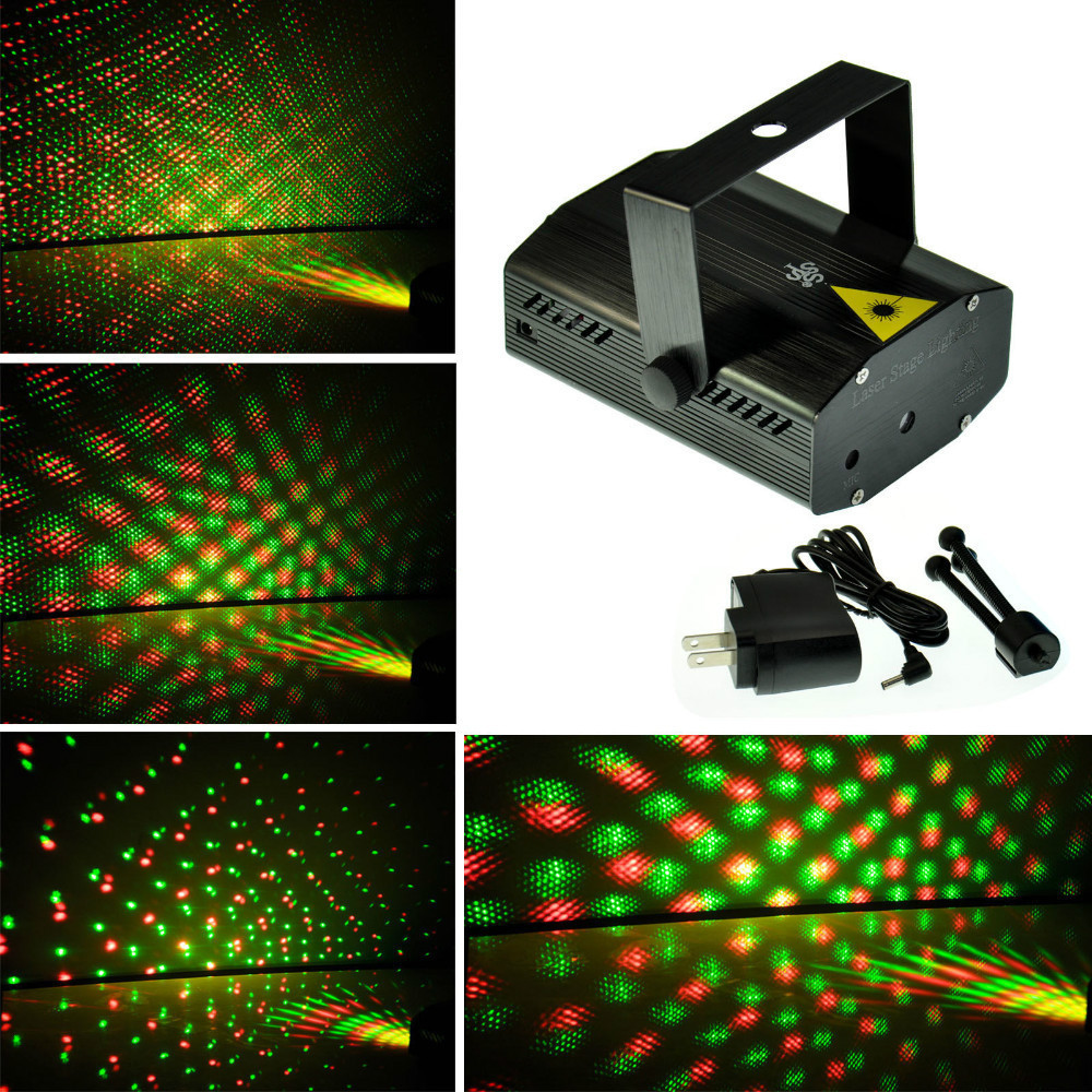 Professional DJ Moving Head Magic Ball Disco Party Club Dance Studio Laser Projector Stage Lighting Effect R&G Sound Lights Lamp rg mini 3 lens 24 patterns led laser projector stage lighting effect 3w blue for dj disco party club laser