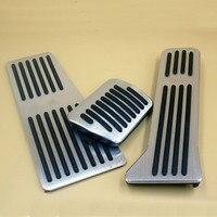 Car Accesssories For Mazda 3 Axela CX 3 CX 5 CX 4 CX 9 Mazda 6 Atenza Sport Racing Gas Fuel Brake Footrest Modify Pedal Pads