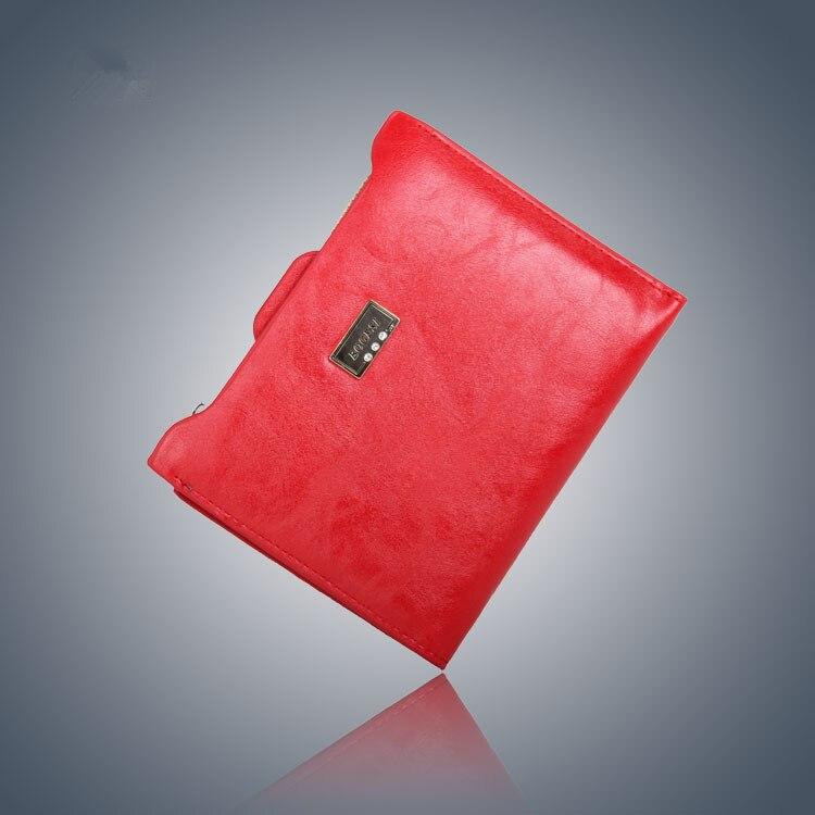 bolsa de couro bolsa de Tipo de Estampa : Sólida