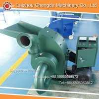 KL230B pellet mill and CF420B hammer mill with cyclone