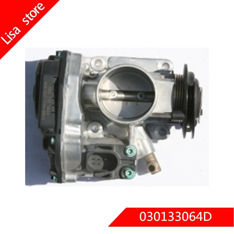 <font><b>030133064D</b></font> 030133064G 030133064Q 408-237-130-002Z V10-81-0002 High quality Throttle Body For Seat Arosa (6H) 1.0 1.4 Seat Ibiza image