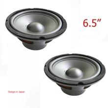 Quality Audio Full Range Speaker 6.5inch 8 Ohm 300watts Midrange Hifi End DIY theater Karaok Audio Louder Woofer Speakers Box недорого