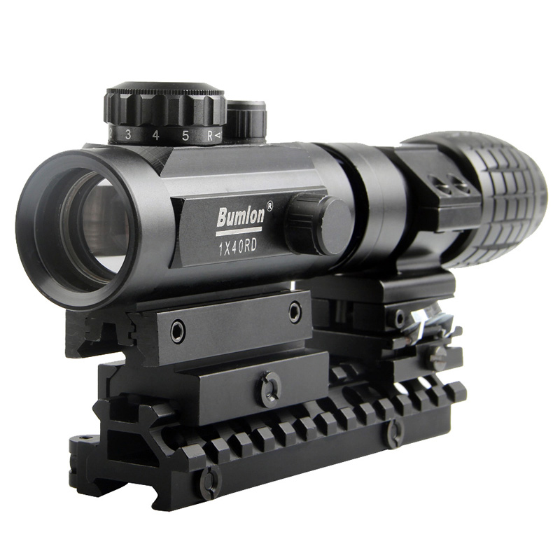 Holographic 1 x 40mm Airsoft Red Green Dot Sight RL5-0013-20