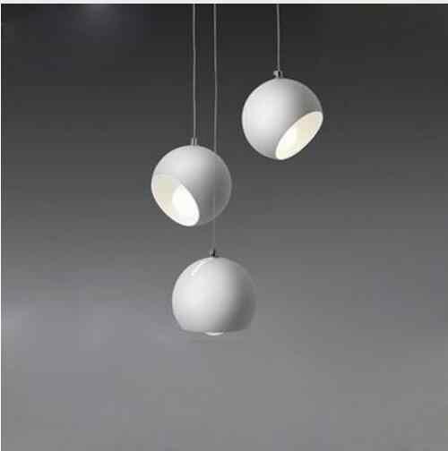 クリエイティブアートボールシャンデリアポストモダン北欧リビングルームの照明レストランの寝室ダイニングルームバー照明 led 照明