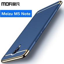 Meizu M5 note чехол meilan m5note задняя крышка Жесткий совместных САППУ роскошных аксессуаров MOFI оригинальный Meizu M5 note чехлы