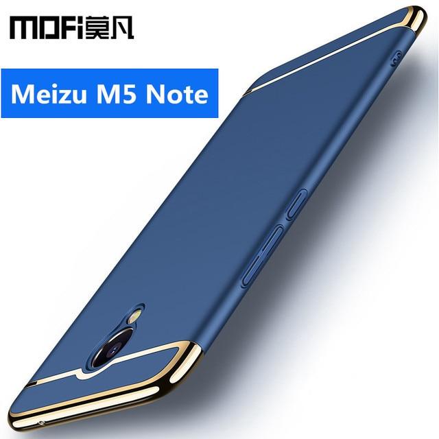 Meizu m5 note case cover meilan m5note back cover hard joint capas luxury accessories MOFi original Meizu m5 note cases