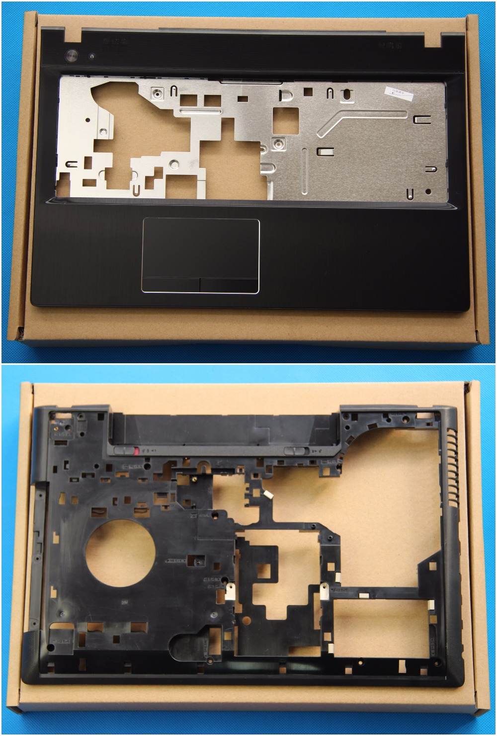 New Original For Lenovo G500 G505 G510 Palmrest Keyboard Bezel + Lower Case Bottom Cover AP0Y0000600 & AP0Y0000700 new original hdd bracket for lenovo g500 g505 g510 series fru 90202693