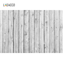 Laeacco Old Wooden Boards Planker Texture Grunge Photography Background Tilpassede fotografiske bakgrunner for Photo Studio