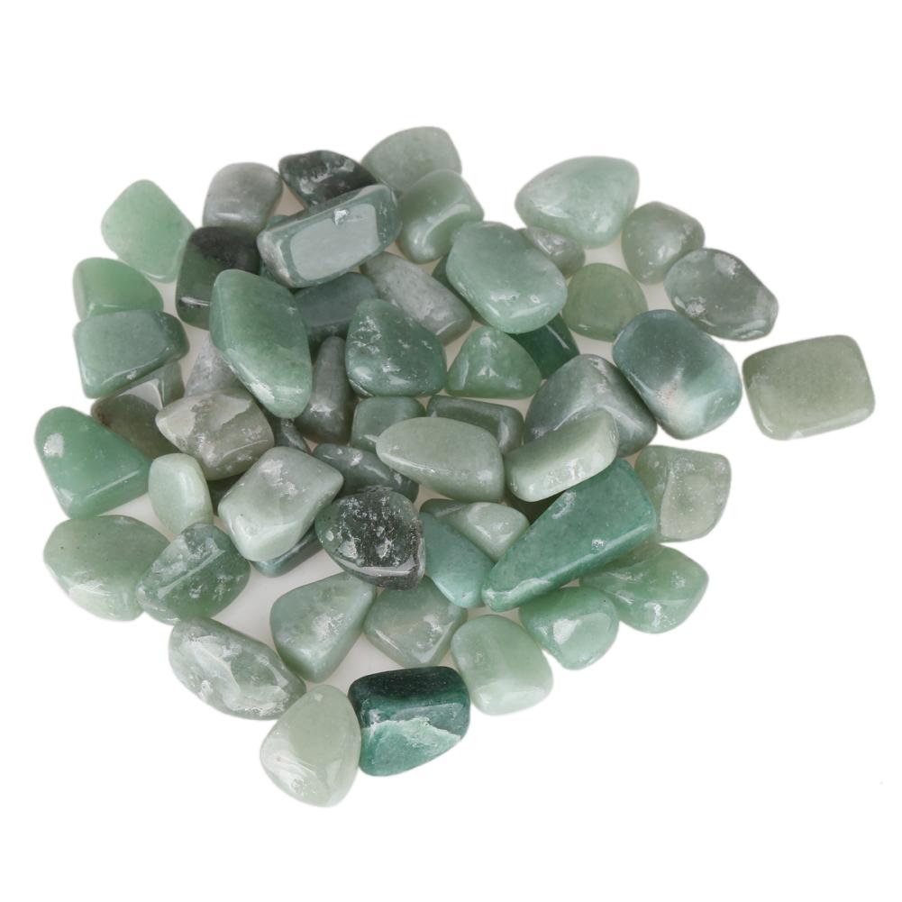 g aventurina piedras para acuario fuente de agua del jardn diy decorativo mrmoles pecera decoracin