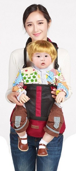 Shouder Straps Baby Sling 0-36M Kids Baby Carrier Backpacks & Carriers