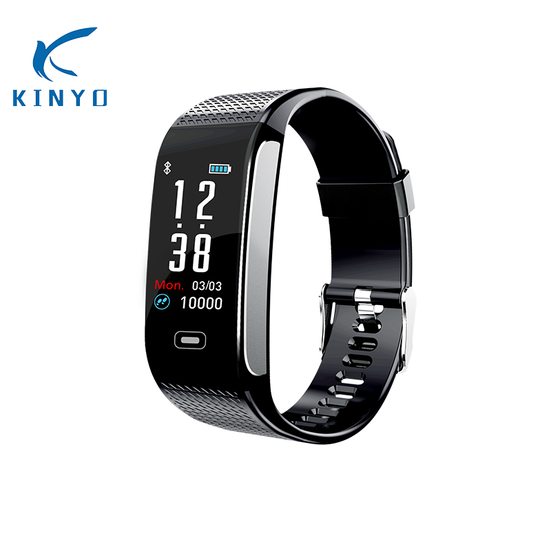 2018 ECG+PPG smart band heart rate fitness tracker smart bracelet women men sports wristband activity tracker pk xiomi mi band 3 2018 heart rate smart band smart bracelet waterproof activity wristband high capacity low power usb charging pk xiomi mi band 3