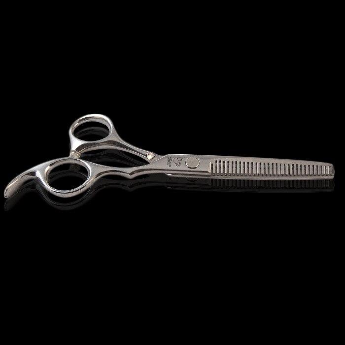 ФОТО High grade Hairdressing Scissors Trim The Bangs Artifact 4cr  Professional Barber Haircut Tool