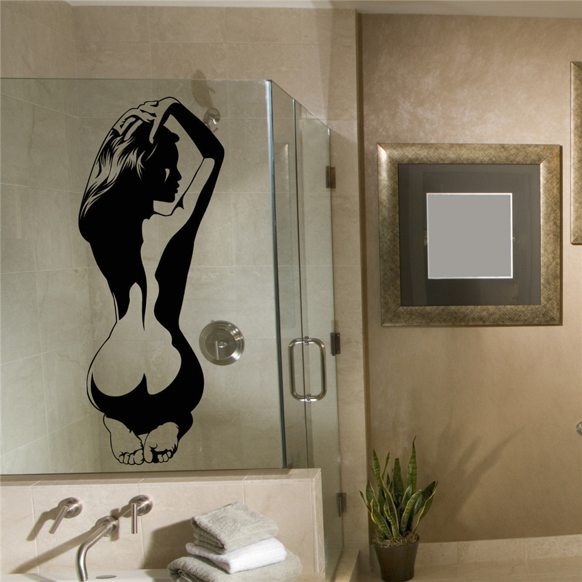 Get Naked Wall Decals Wall Decor Stickers