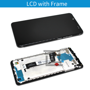 Image 4 - Original for Xiaomi Redmi Note 5 Pro LCD Display 10 Touch Screen Digitizer assembly With Frame for Redmi Note 5 LCD Repair Parts