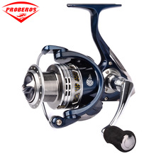 1PC PRO BEROS Fishing Reel 13+1 BB Ball Bearings Type Alloy Line Cup Wheel for Saltwater 5.0:1 Spinning LP1000