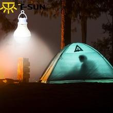 цена на T-SUNRISE Solar Spotlight 50 LED Outdoor lighting Angle Adjustable Solar Garden Lamp IP44 Waterproof Security Lamp for Garden