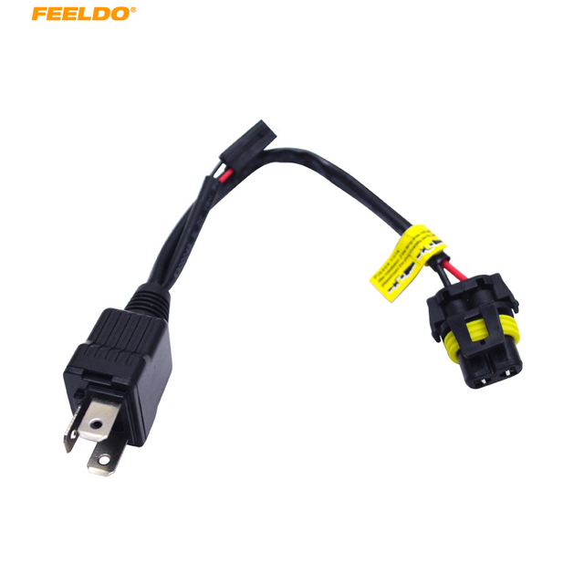 Feeldo 10pcs simplified h49003hb2 hilo bi xenon hid bulbs relay feeldo 10pcs simplified h49003hb2 hilo bi xenon hid bulbs sciox Images
