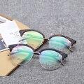 2017 старинные Круглые ясные компьютер объектив очки ретро очки женщины оптический мода рецепт очки, мужские Очки 2613