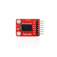 Best price keyes DS3234 High Precision Module for Arduino /raspberry pi