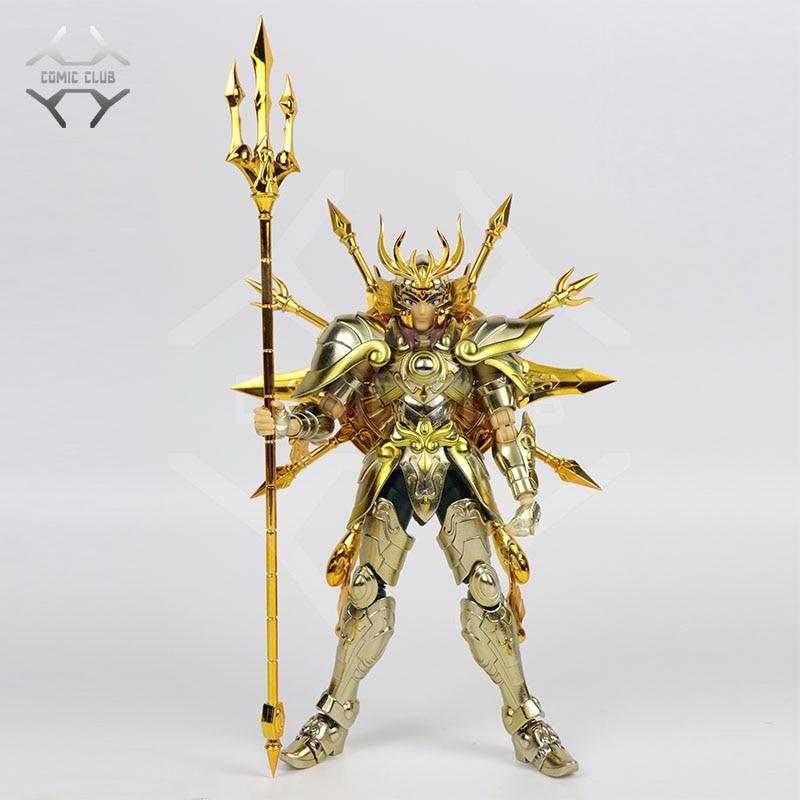 COMIC CLUB instock cs model Saint Seiya soul of god EX sog Libra Dohko Cloth Myth