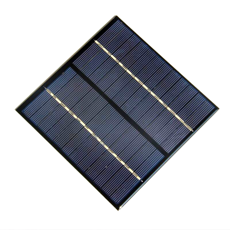 High Quality! 3W 9V Polycrystalline Solar Panel Mini Solar Cell Panel Solar Module DIY Solar Charger 125*195*2MM Free Shipping