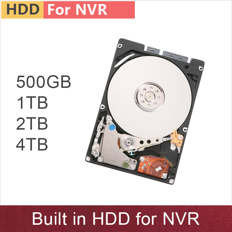 ФОТО Built in HDD for NVR #Please leave message with the order and tell us the purpose of use # GANVIS CCTV