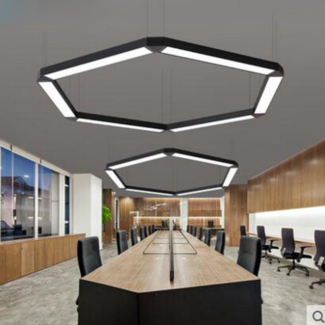 Light Up Your Garage Creatively: LED Strip Lights Office Lights Creative Personality