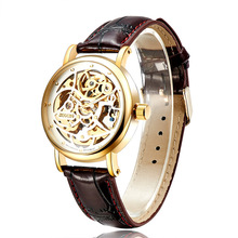 JIEDENG механические наручные часы без батареи Водонепроницаемый часы женские модные уникальные relogio masculino