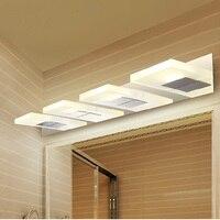 Светодиодный зеркало лампа для ванной Крытый парниковых освещения потолка светодиодный свет для дома столовая огни настольная лампа свето