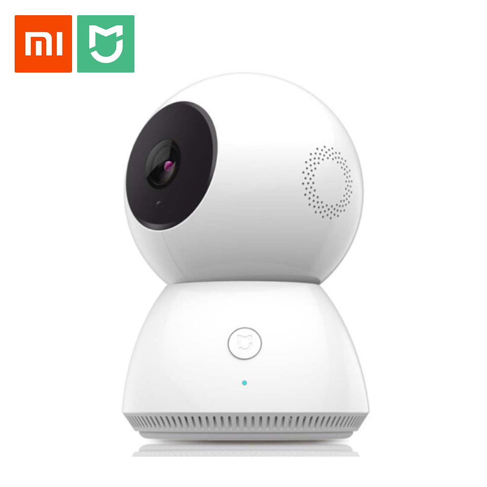 Original Xiaomi Mijia Smart IP Camera mini security Wifi camera 1080P Webcam Camcorder 360 AngleWireless Magic Zoom Night Vision 2017 original xiaomi mijia smart ip wifi 1080p 2 4g