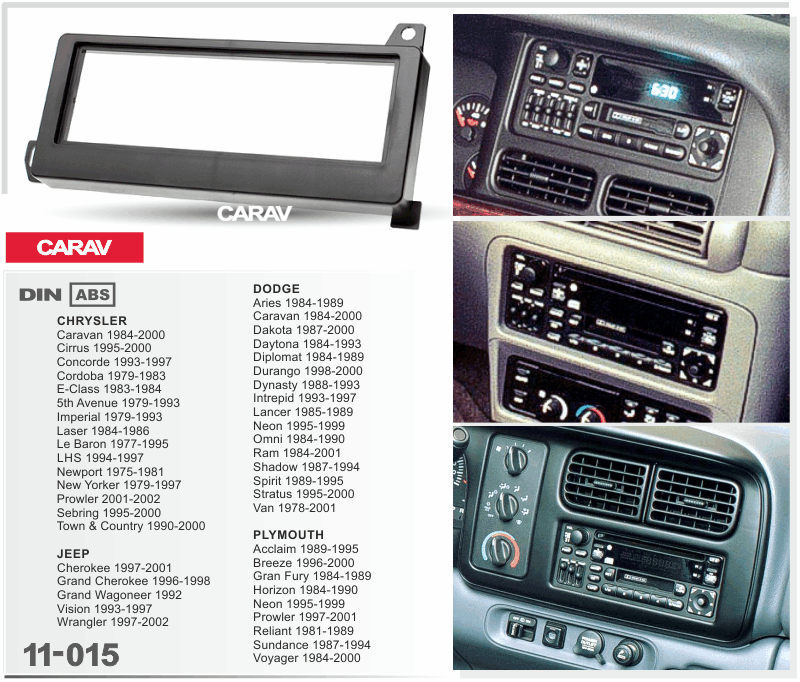 CAR STEREO RADIO DASH SINGLE DIN INSTALL KIT W// WIRE HARNESS 1997-2001 ACURA