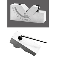 Sine Gauge Adjustable Angle Gauge Precision Angle Pad 0 60 Degree Angle Plate Block P20