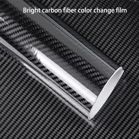 Car Styling 3D Carbon Fiber Vinyl Car Wrap Sheet Roll Film Car Stickers And Decals Motorcycle