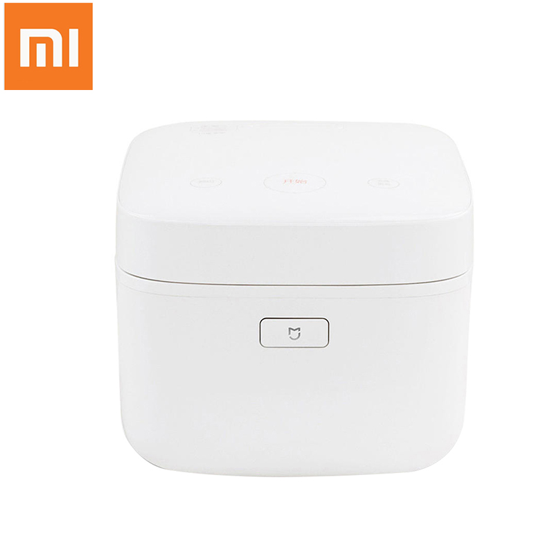 Xiaomi IH Electric Rice Cooker Miji 3L/4L Alloy Cast Iron Smart Heating Pressure Cooker Mi Home APP WiFi Remote Control electric pressure cookers electric pressure cooker double gall 5l electric pressure cooker rice cooker 5 people