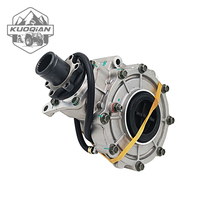 Задняя ось DIFF для HISUN 500cc 700cc ATV QUAD четыре колеса Мотор задний редуктор запчасти для шасси аксессуары 27200 107000 1000