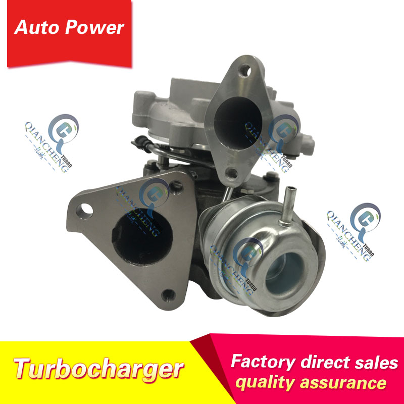 Turbocharger 727477 727477-0007 14411-aw400 14411-aw40a <font><b>turbo</b></font> For Nissan Almera Primera X-Trail <font><b>T30</b></font> YD22 engine Gt1849v <font><b>Turbo</b></font> image