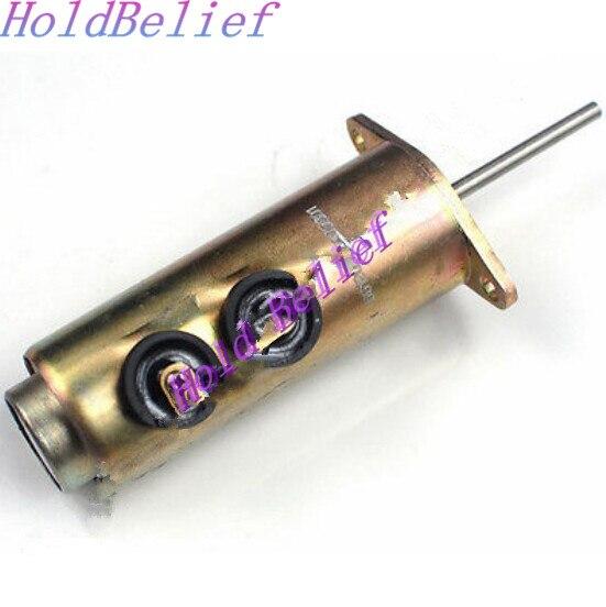 Заменить выключение топливный запорный электромагнитный клапан 110-6466 6т-4121