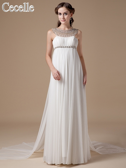 Elegant Reception Dress