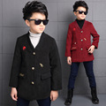 2016 The New Leisure Children's Coat Boys Children Winter Coat Thread Coat Baby Clothes