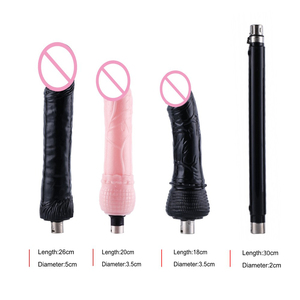 Image 2 - HISMITH sex machines for woman Automatic Female Masturbation Pumping Gun 3XLR sex machines for adults With Big Dildo sexmachine
