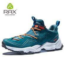 RAX hommes respirant en plein air chaussures de course pour hommes amorti sport baskets femmes en cours d'exécution athlétique Jogging chaussures de marche