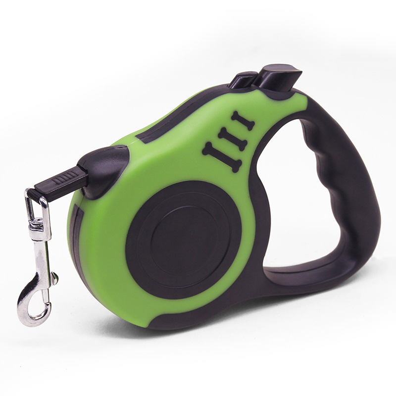 Image 3 - Retractable Dog Leash Automatic Dog Puppy Leash Rope Pet Running Walking Extending Lead For Small Medium Dogs Pet Products-in Leashes from Home & Garden