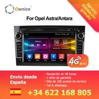 Ownice Android 6,0 8 Core 2G RAM автомобильный DVD gps для Vauxhall Opel Astra H G J Vectra Антара Zafira Corsa Поддержка 4G LTE 32G ROM