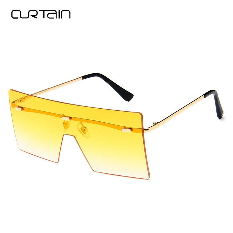 Шторы 2018 новые Рамки меньше сиамские Солнцезащитные очки для женщин модные квадратные металлические Рамки наружное Солнцезащитные очки дл...