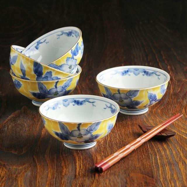Made In Japan Stil keramik schalen set porzellan geschirr ...