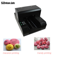 Планшетный принтер M & M candies для печати персонального подарка, торта и шоколада